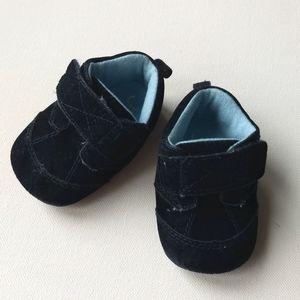 Joe Fresh Navy Blue Baby Shoes * Size 1